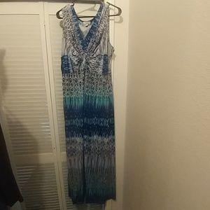Size Xl maxi dress